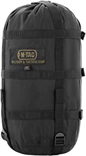 M-Tac Nylon Military Compression Bag - Stuff Sack - Travel Camping Hiking Backpacking - M