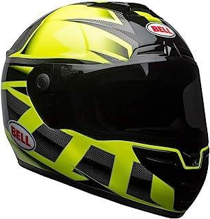 Capacete Bell Helmets Srt Hi Viz Verde Preto 60