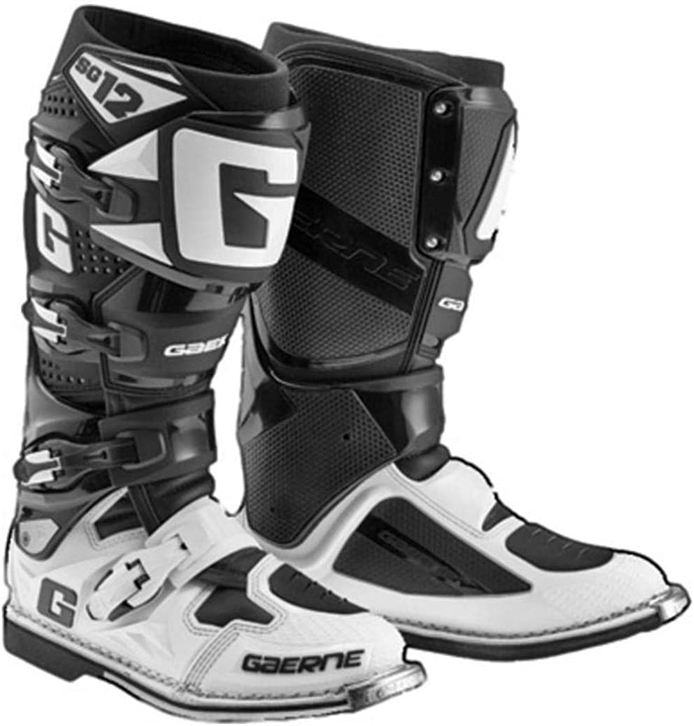 Gaerne Direct stock discount Regular store SG-12 Boots Red