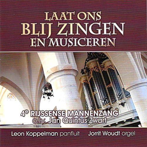 4e Rijssense Mannenzang & Jan Quintis Zwart
