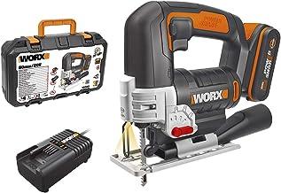 Worx WX 543 - Sierra Calar pendular 20V 2Ah