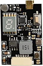 Wolfwhoop Q1-Upgrade 5.8GHz 0.01/25/200/500/1000mW Switchable FPV Transmitter with MMCX and FC Uart Support Telemetry via Betaflight Flight Controller -Long Range Version
