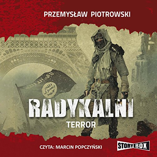 Radykalni: Terror audiobook cover art