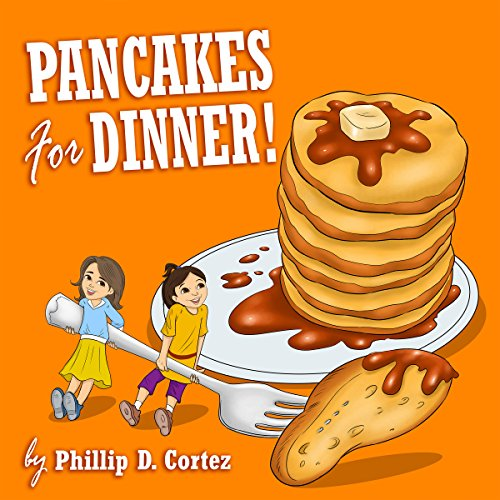Pancakes for Dinner! cover art