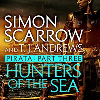 Hunters of the Sea audiobook cover art