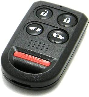 OEM Electronic 5-Button Key Fob Remote Compatible With 2005-2010 Honda Odyssey (FCC ID: OUCG8D-399H-A, P/N: 72147-SHJ-A21)
