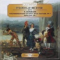 Faschingsschwank aus Wien op 26 (1839 40) Papillons op 2 (1829 31) Fantasia op 17 (1836 38) in DO per piano