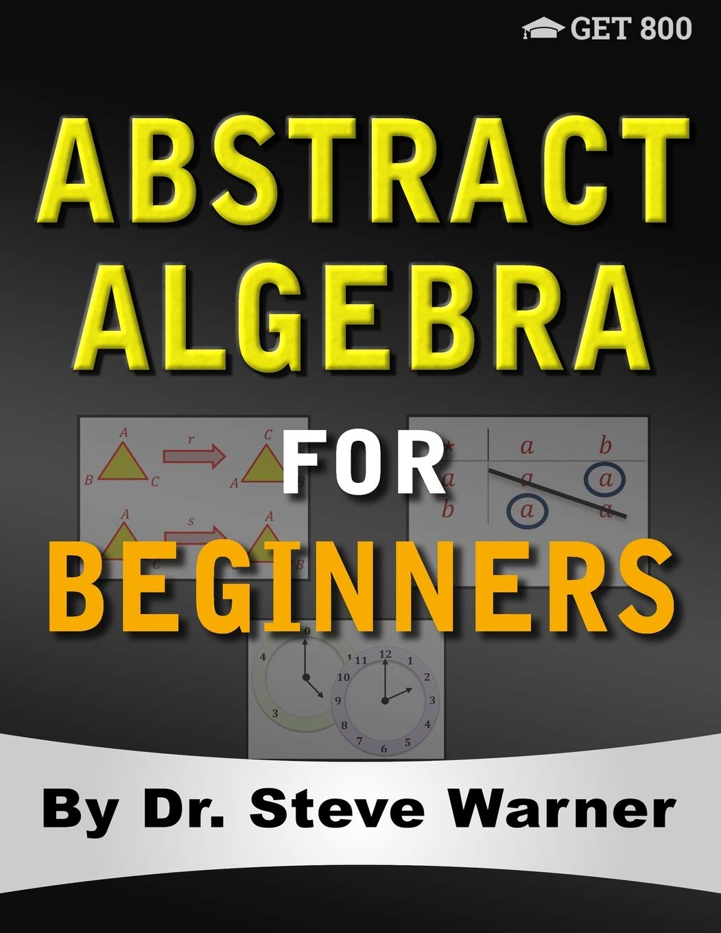 Image OfAbstract Algebra For Beginners: A Rigorous Introduction To Groups, Rings, Fields, Vector Spaces, Modules, Substructures, H...
