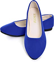 Amazon.com: Royal Blue Flats