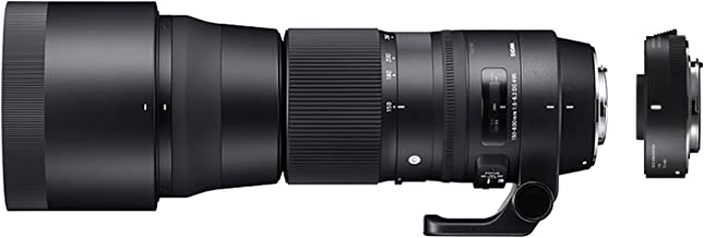 Sigma 150-600mm F5-6.3 Contemporary DG OS HSM & TC-1401 for Canon