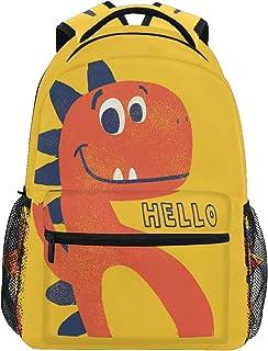 Lovely Dinosaur Bookbag for Elementary Kindergarten Boys Girls School Backpack Kid's Grade Schoolbag Laptop Backpack Stude...