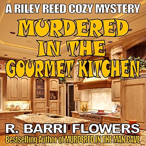 Murdered in the Gourmet Kitchen audiobook cover art