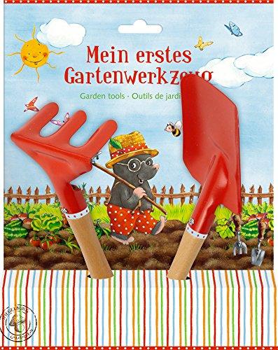 Spiegelburg 13390 Mein erstes Gartenwerkzeug Spiel & Spaß im ...! Garden Kids