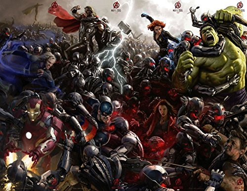 Marvel's Avengers. Age Of Ultron