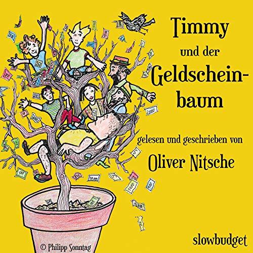 Timmy und der Geldscheinbaum Titelbild
