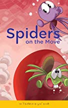Spiders on the Move: an 'I believe in you' book