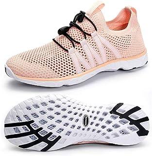 خشک کردن سریع زنان SUOKENI روی کفش های آبی برای ورزش های ساحلی یا آبی