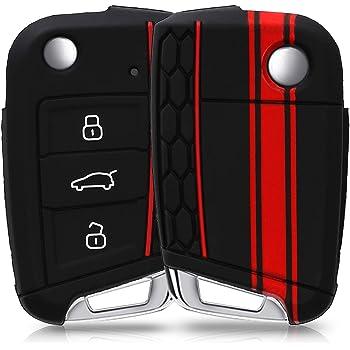 kwmobile Funda para Llave de Coche VW Skoda Seat: Amazon.es ...
