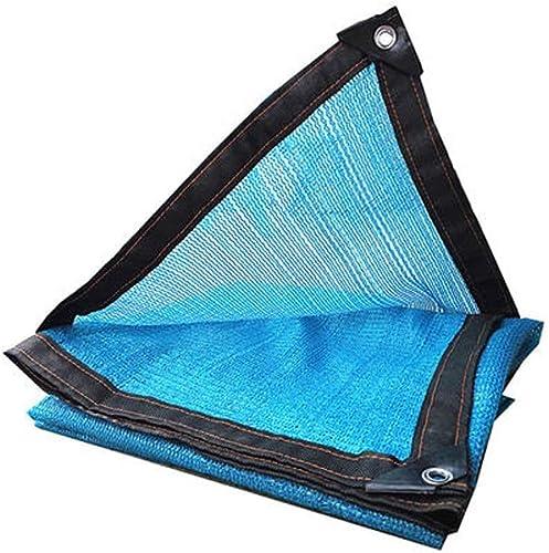 Tissu D'ombrage Prougeection Contre Le Soleil Prougeection Contre Le Soleil à 95% De Polyéthylène Succulente pour Serre Chaude, Bleu Ethylene Multi-Taille en Option (Taille   6x6M)
