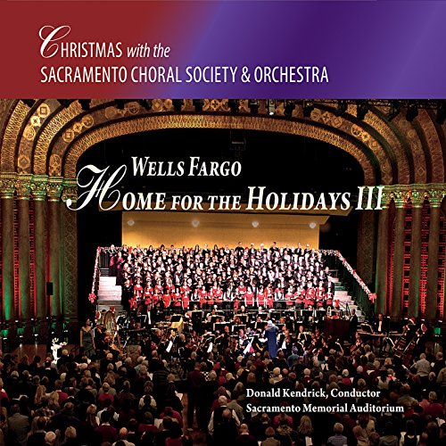 Wells Fargo Home for the Holidays, Vol. 3