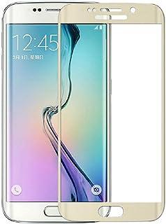 b9fe499550e Completo Vidrio Templado Protector de Pantalla para Samsung Galaxy S6 Edge  Plus G9280 - Aohro Ultra