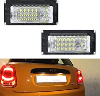 Best mini cooper license plate light replacement Reviews