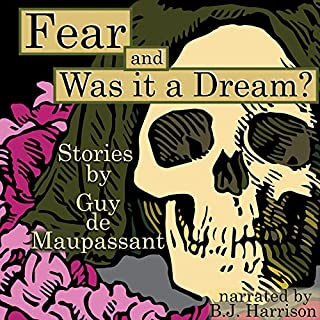 Fear and Was It a Dream? cover art