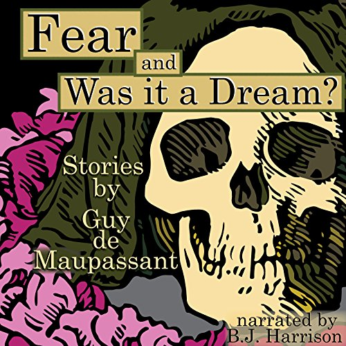 Fear and Was It a Dream? audiobook cover art