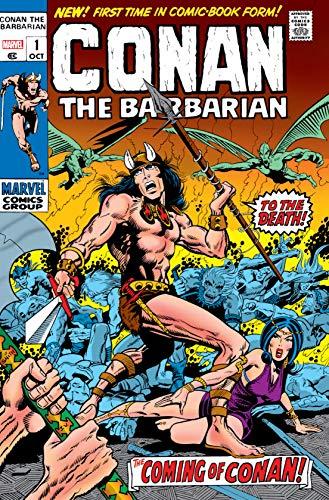 Conan, O Bárbaro - A Era Marvel Vol.1