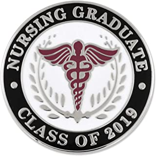 PinMart Class of 2019 Nursing Graduate Pin for Pinning Ceremony Lapel Pin