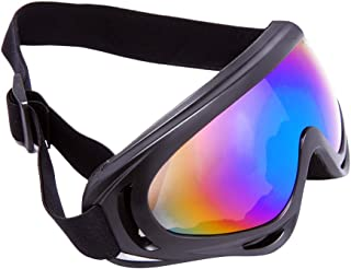 HOMYL Ski Snowboard Skate Goggles Anti-fog Mask Glasses X400 UV Protection Colour