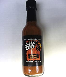 Scorned Woman Hot Sauce, 5 fl oz
