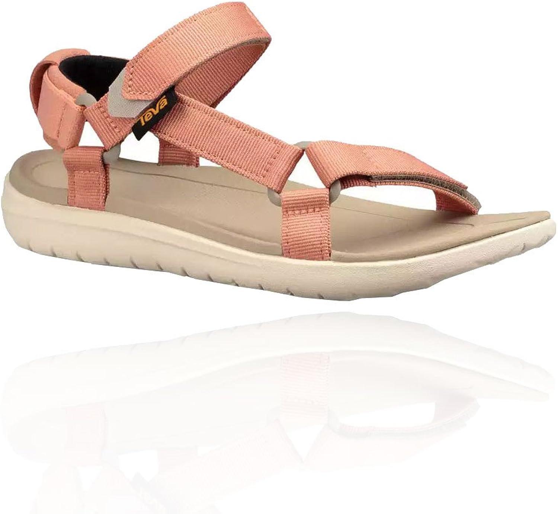 Teva Damen W Sanborn Universal Sandalen, braun  | Ausgezeichnetes Preis