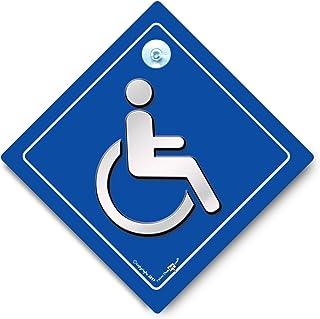 Suchergebnis Auf Für Behinderten Schilder Merchandiseprodukte Auto Motorrad