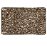 REFETONE Indoor Doormat, Front Back Door Rug Durable Rubber Backing Non Slip Door Mat Super...