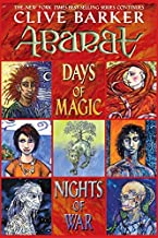Barker, Clive.: ABARAT: DAYS OF MAGIC, NIGHTS OF WAR. (1st Edition)