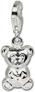 SilberDream exclusive Charms Charm sac de plage en argent pour charms colliers et bracelets Argent 925 Sterling FC838F