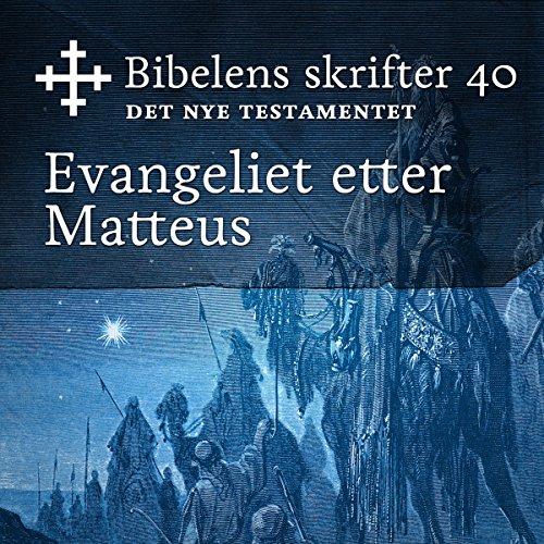 Evangeliet etter Matteus audiobook cover art