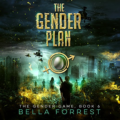 The Gender Game 6: The Gender Plan  audiobook cover art