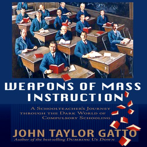 Weapons of Mass Instruction audiobook cover art
