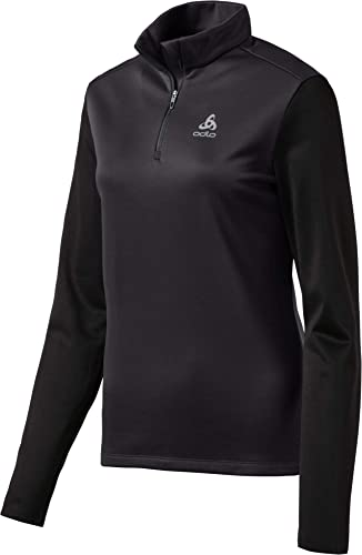 Odlo Midlayer 1 2 Zip Planches Sweatshirt Femme