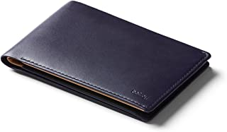Bellroy Leather Travel Wallet Navy - RFID