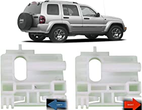 Window Regulator Repair Kit Clip for Jeep Liberty 2002-2006 Rear Left & Right 68059647AA