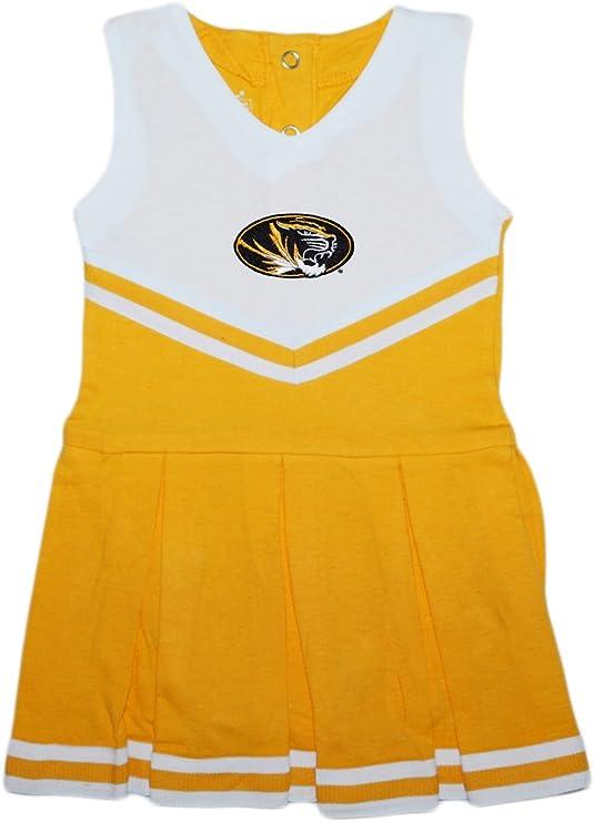 Mascotwear Mizzou Missouri Tigers Infant-Toddler Costume Outfit Pajamas New