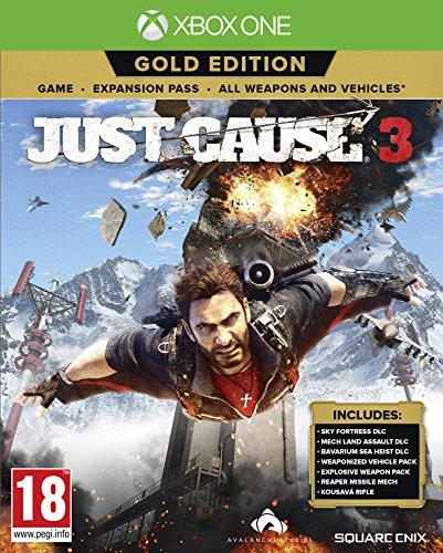 Just Cause 3 - Gold - Xbox One [Importación italiana]