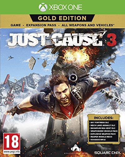 Just Cause 3 - Gold - Xbox One [Importación italiana]