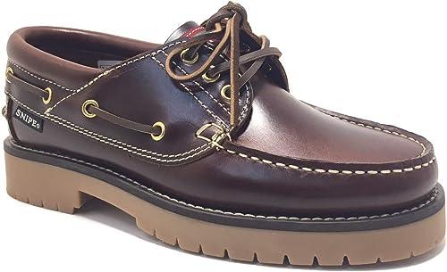Snipe , , , Chaussures Bateau pour Femme 4ff