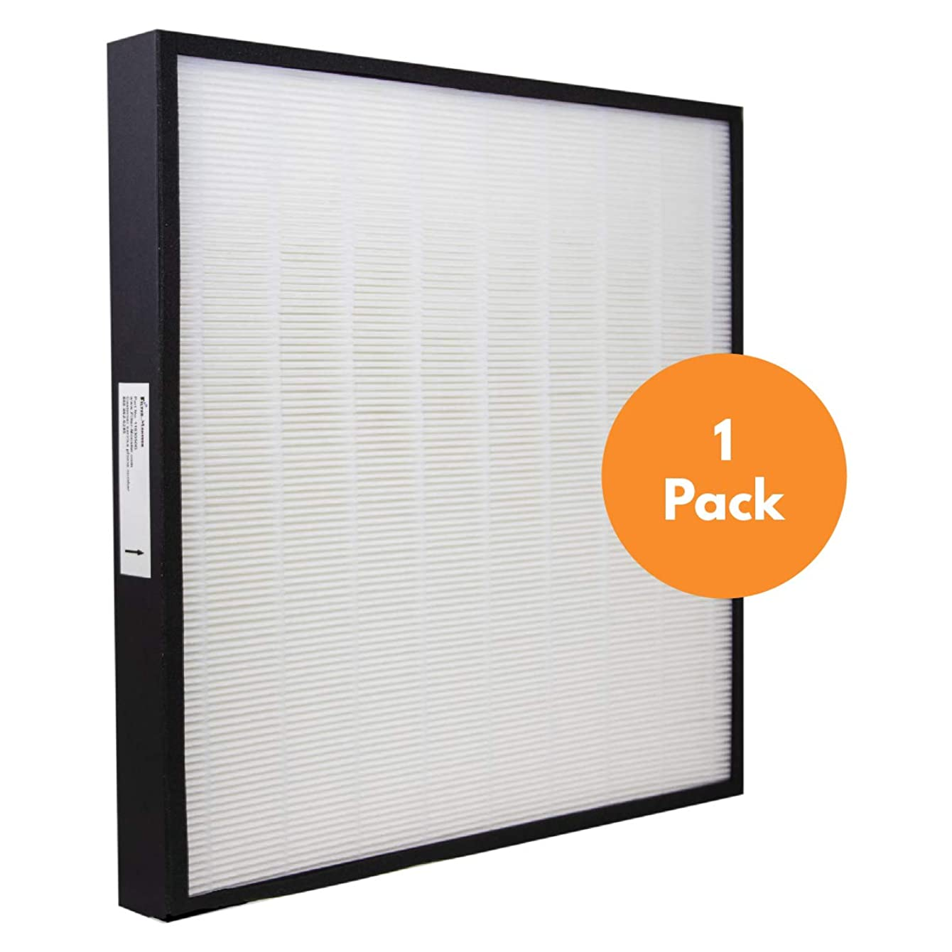 True HEPA Replacement Filter Compatible with Whirlpool 1183050K for WPPRO2000 Series Air Purifiers