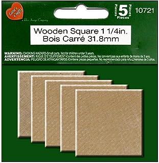 Wood Bulk Plywood Circle 12 Piece Laras Crafts-New Image Design LAR20491 6.5 X 0.12 in