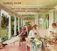 violon & violoncelle by faure g. (2009-04-02)